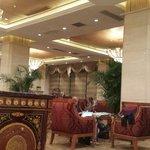 Hotel Lobby 4/21