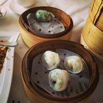 Steamed dumpling, yum