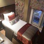 small single room 1st floor
