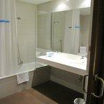Ванная комната в отеле