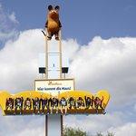 """""""Hier kommt die Maus!"""" Familien-Freifallturm im Ravensburger Spieleland"""
