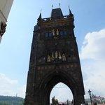 The gate tower again..!