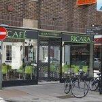 Cafe Ricara Chichester