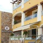 Janas Hotel Foto