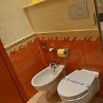 bagno camera 410