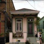 Marigny shotgun house