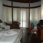 room 29. beach is right outside the door