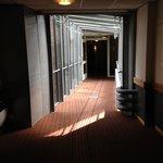 corridoio secondo piano