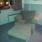 """A comfy """"comfy"""" chair!"""