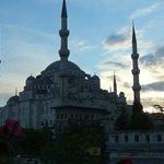 Blick auf die Blaue Moschee 2