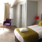 This is a newly refurbished Twin View Plus Bedroom