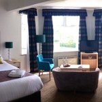 Room 152, a Double Deluxe Lake View Room