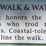 sign for water gate