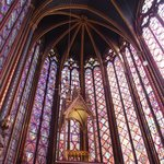 Sainte Chapelle (piano superiore)