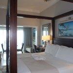 Top Floor Paradise Club room