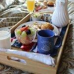 Breakfast in Bed!