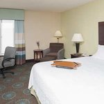 Our king bed study guest room offers more space than our standard guest room for even more comfo