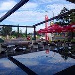 Sunny terrace ☀️