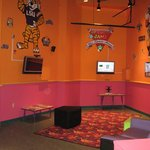Cosmic Club: An area only for 8 to 12 year olds
