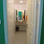 Room 105 Bathroom