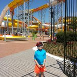Water park all open and brilliant fun