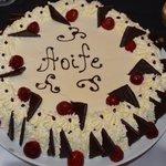 Congratulations Aoife