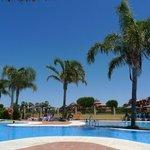 Elba Hotel pool