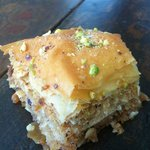Home made Baklava