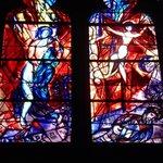 Un vitrail de Chagall