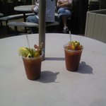 bloody marry's at matey's