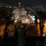 Greek Orthodox Church from hotel