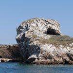 Marietas Island