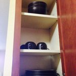 Plates, bowls, and cups