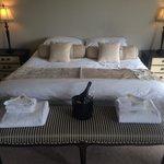 My beautiful deluxe room