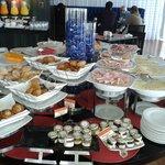 Desayuno buffete