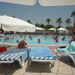 отель.бассейн