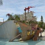 """Pirate"" Ship."