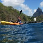 Water Sports at Anse Chastanet