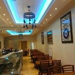 Melissa Ocakbasi Restaurant, Edgware, London
