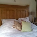 Coach Barn massive bed