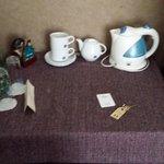 Tea & Coffee Facitilies