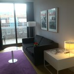 Salón Suite con terraza