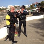 Great experience scuba diving free trail in pool then takes you out to the sea 100% got to try t