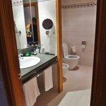 Fint badeværelse