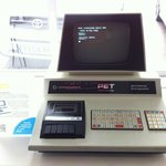 Commodore PET.