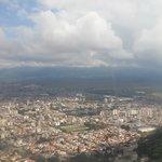 Vista panorámica de la ciudad de Salta