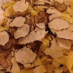 tagliatelles à truffe