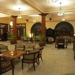 Protea Courtyard - Reception