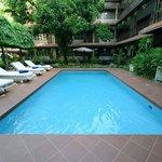Swimming Pool - Protea Courtyard Dar