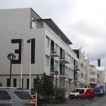 Downtown Reykjavik Apartments.